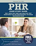img - for PHR Exam Study Guide: PHR / SPHR Test Prep and Practice Test Questions for the Professional in Human Resources Exam book / textbook / text book
