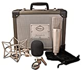 Peluso P-87 Large Diaphragm Condenser Mic Condenser Mic Package with Shock Mount & Case