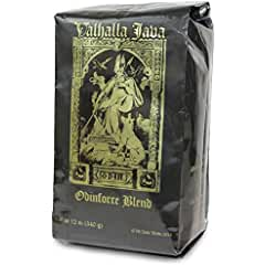 Valhalla Java Whole Bean Coffee (the best of all fair trade coffee brands we found)