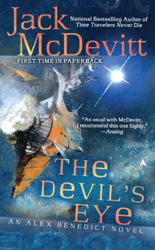 The Devil's Eye (An Alex Benedict Novel Book (Devil Eye)