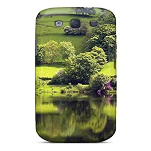 AnnetteL Galaxy S3 Hybrid Tpu Case Cover Silicon Bumper Nature's Own