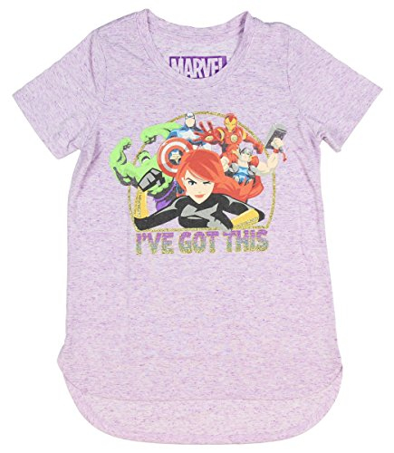 Marvel Little Girls' Avengers I've Got This T-Shirt