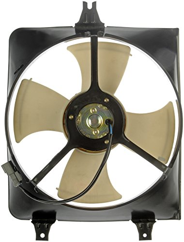Dorman 620-255 AC/Air Conditioning Condenser Cooling Fan Assembly
