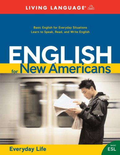 English New Americans Everyday Life product image