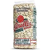 Camellia Brand Baby Lima Beans - Dry Bean, 2 Pound Bag