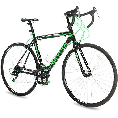 Merax 21 Speed 700C Aluminum Road Bike Racing Bicycle Merax