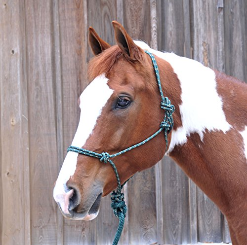 (Horse Mountain Rope Halter)