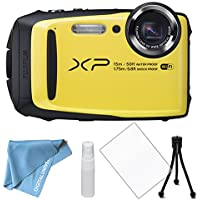 Fujifilm FinePix XP90 Digital Camera Yellow