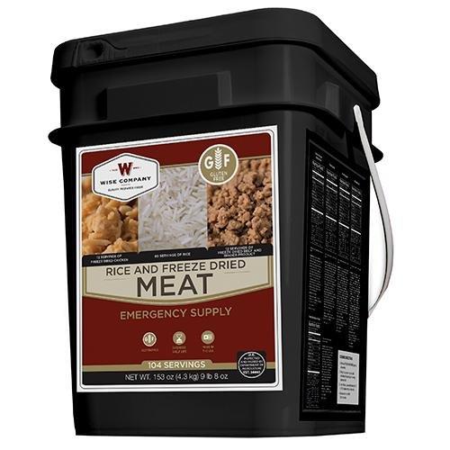 Wise-Foods-Gluten-Free-Protein-Bucket-104-Servings-Black