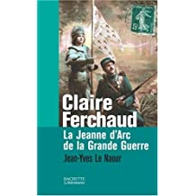 Claire Ferchaud (Histoire) (French Edition)
