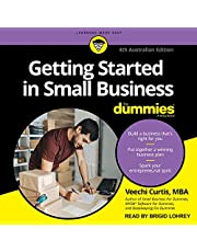 Getting Started in Small Business for Dummies (4th Australian Edition)