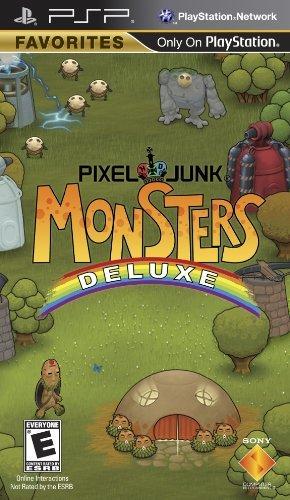 Best pixeljunk monsters for 2019