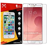 DMG C9 Pro Screen Protector, Ultra Clear 9H Curved Tempered Glass Screen Protector for Samsung Galaxy C9 Pro