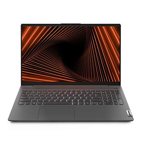 Lenovo IdeaPad Slim 5 11th Gen Intel Core i5 15.6″ FHD IPS Thin & Light Laptop (16GB/512GB SSD/Win 10/Office/Integrated Iris Xe Graphics/Fingerprint Reader/Graphite Grey/1.66Kg), 82FG0125IN