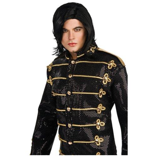 Michael Jackson Long Straight