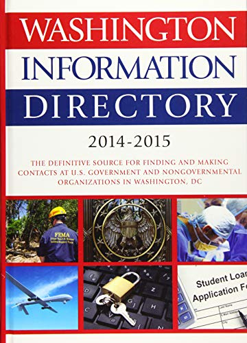 Washington Information Directory 2014-2015: 2014-2015