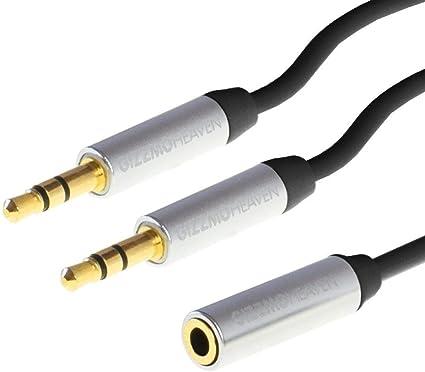adaptateur casque audio avon