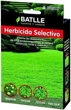 Semillas Batlle 730143UNID Herbicida Selectivo, concentrada 40 ml: Amazon.es: Jardín