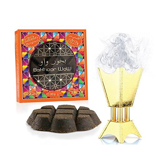 Bakhoor Wow Incense (30 gms) by Nabeel