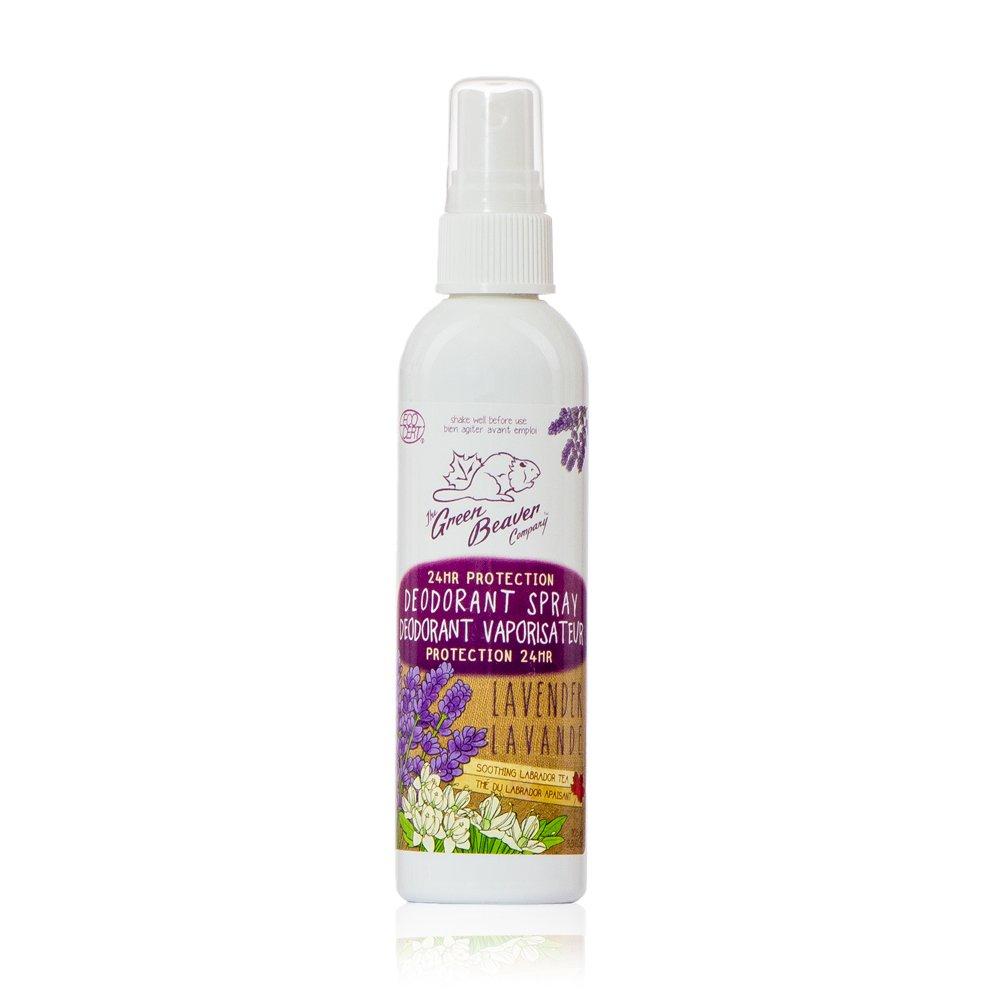 Green Beaver Lavender Spray Deodorant by GREEN BEAVER The Green Beaver Company