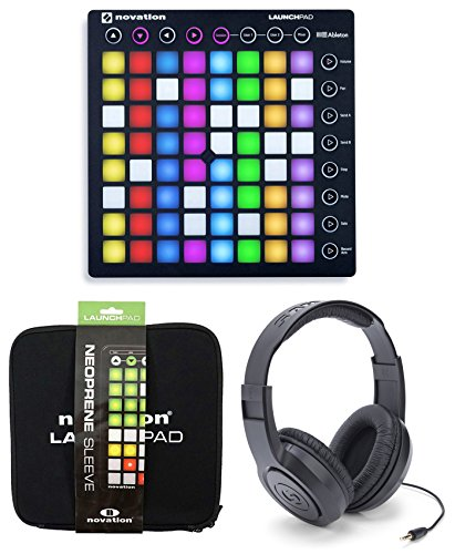 novation-launchpad-s-mk2-mkii-dj-controller-pad-ableton-live-lite-carry-sleeve