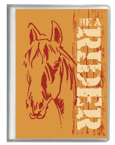 Just Be BB-14331-RDR Just Be a Rider Brag Book Photo Album ()