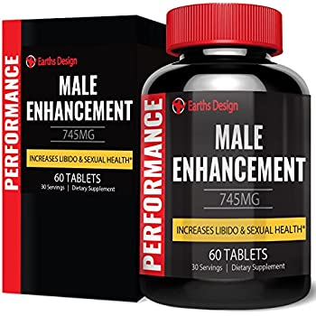 Amazon Com Top Male Sexual Enhancement Pills Increase Size Length
