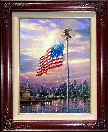 The Light of Freedom Thomas Kinkade 16