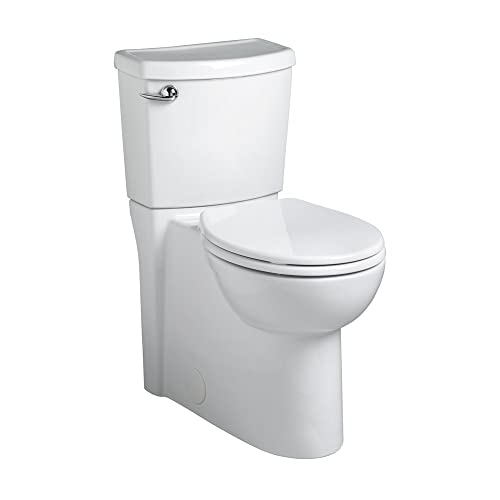 American Standard 2988.101.020 Concealed Trapway Cadet 3 Right Height Round Front Flowise 1.28 gpf Toilet