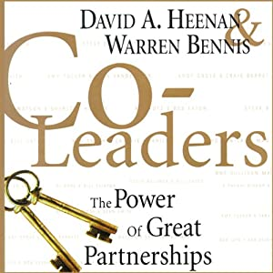 Co-Leaders Audiobook