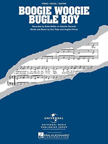 Boogie Woogie Bugle Boy (Piano Vocal, Sheet Music)