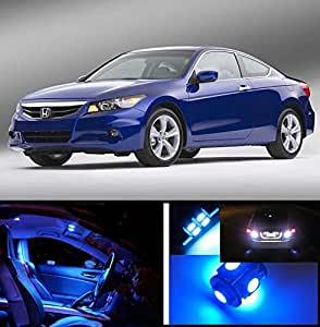 elitetech 2013 2017 honda accord 2 door coupe premium led package ultra blue. Black Bedroom Furniture Sets. Home Design Ideas
