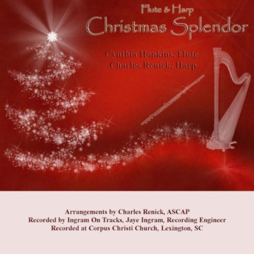 Flute and Harp Christmas Splendor