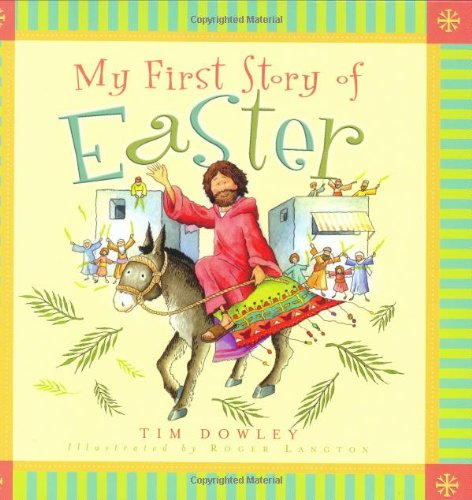My First Story of Easter (My First Story Series) PDF