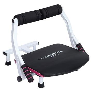 6in1 Fitnessgerät Bauchmuskel Bauchtrainer Beintrainer Klappbar Rückentrainer ##