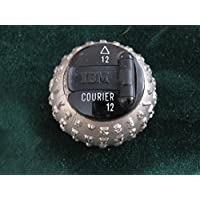 LEX1167132 - Courier 12-Pitch IBM Selectric Type Element