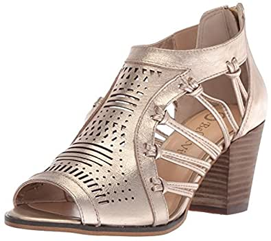 Bella Vita Womens Kortez Metallic Size: 6 Narrow