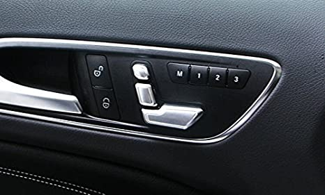 ABS Chrome Door Handle Trim For Mercedes Benz GLA200 GLA250 CLA180 CLA200 CLA250