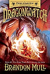 Dragonwatch by Brandon Mull children's fantasy book reviews