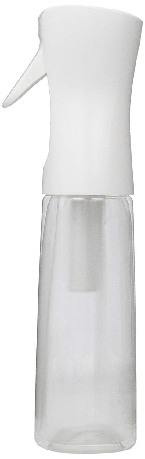 Beautify Beauties Flairosol Hair Mist Spray Bottle - Ultra Fine Continuous Water Mister for Hairstyling, Cleaning, Plants, Misting & Skin Care (10 Ounce) by Beautify Beauties