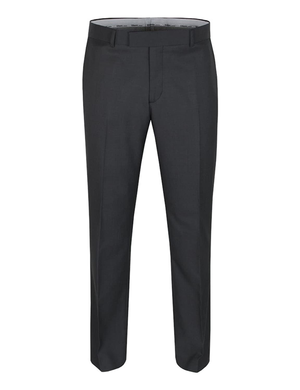 Gibson Seasonal Men's G732002TR Skinny Suit Trousers