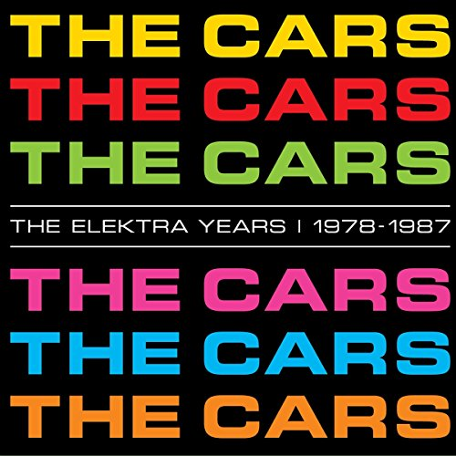 CARS - Candy-O [Elektra CD 60559, 1990 rm] - Zortam Music