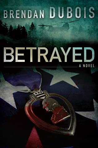 book cover of Betrayed