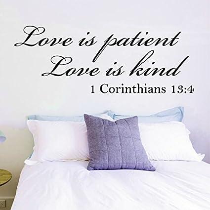 Amazoncom Athena Bacon Love Is Patient Love Is Kind Corinthians 13