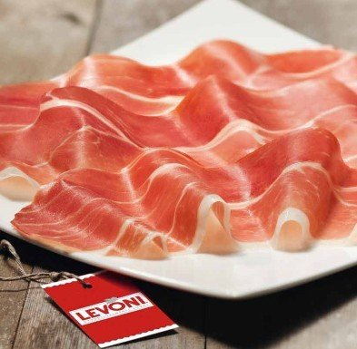 - Levoni Prosciutto di Parma aged 20 months, Imported from Italy - Sliced by the Pound