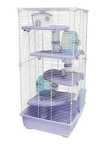 Heritage - Cage Park à 4 plateformes et 5 étages pour hamsters et rongeurs - Très grand modèle Heritage Pet Products