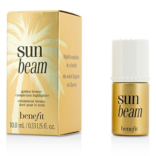 Benefit Sun Beam Golden Bronze Complexion Highlighter, 0.33 Ounce
