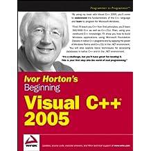 Ivor Horton's Beginning Visual C++ 2005
