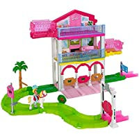 Barbie On The Go Ultimate Stable Playset