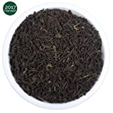 Organic Darjeeling Loose Leaf Black Tea (Makes 50 Cups), 2017 Prime Second Flush Tea with Powerful Anti-oxidants - Also Makes the Perfect Kombucha, 3.53 ounces
